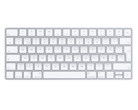 Apple Magic Keyboard - tangentbord - svenska