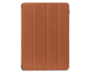 Decoded - Leather Slim Cover för iPad Air 2 - Brun