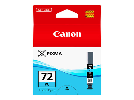 Canon PGI-72PC 14 ml foto-cyan
