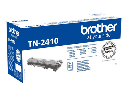 Brother TN2410 Svart original tonerkassett