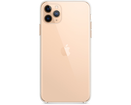 Apple iPhone 11 Pro Max Transparent Skal