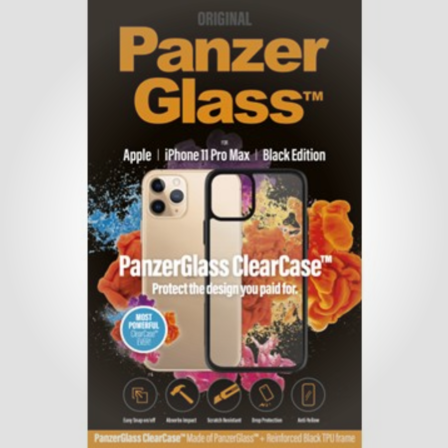 ClearCase with BlackFrame for iPhone 11 Pro Max