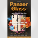 ClearCase with BlackFrame for iPhone X/Xs