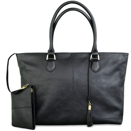 15'' Bag Sophie Amalienborg, Black