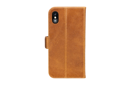 iPhone X/Xs Ordrup, Dark Tan (Signature)