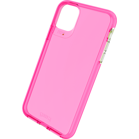 GEAR4 D3O CRYSTAL PALACE IPHONE 11 PRO MAX NEON PINK