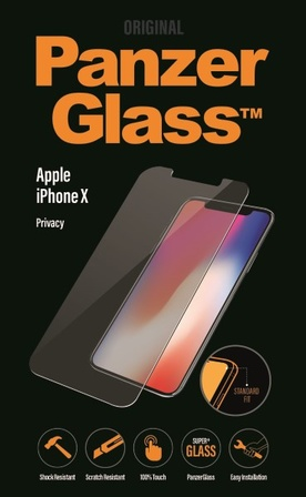 PanzerGlass iPhone X/Xs Privacy