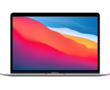 13-inch MacBook Air: Apple M1 chip with 8-core CPU and 7-core GPU, 256GB - Silver